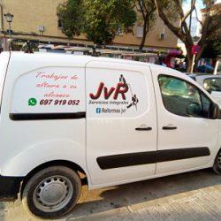 rotulación de vehículos sevilla
