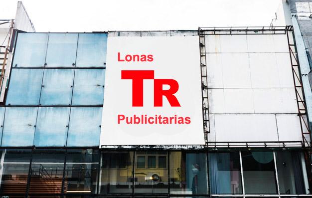 Empresa de lonas publicitarias en Sevilla. Montaje de lonas publicitarias.